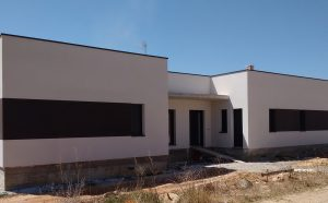 Vivienda unifamiliar en Villalba de Duero - ARQUIPLUS