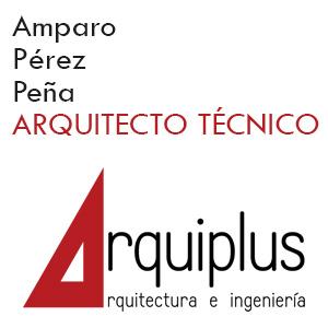 Amparo Pérez Peña. Arquitecto Técnico