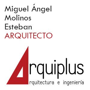Miguel Ángel Molinos Esteban. Arquitecto