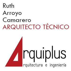 Ruth Arroyo Camarero Arquitecto Técnico